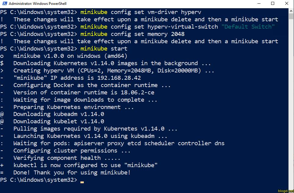 Cài đặt Kubernetes Cluster    /blogd